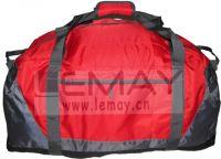 folded travel bag