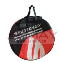 double layer bicycle Wheel bag