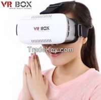 3D VR BOX 2.0 Virtual Reality Headset Glasses For 4~6 inch Smartphones