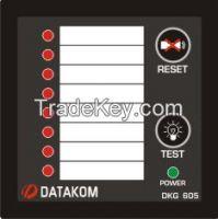 DKG 605 Alarm Annunciator