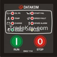 DKG 114 Manual and Remote Start Unit