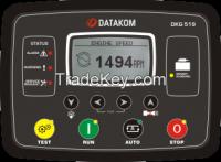 DKG 519 CAN/MPU Manual and Remote Start Unit