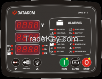 DKG 317 CAN/MPU Manual and Remote Start Unit