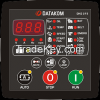 DKG 215 Manual and Remote Start Unit