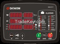 DKG 517 CAN/MPU Manual and Remote Start Unit