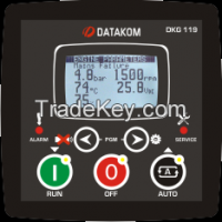 DKG 119 CAN/MPU Manual and Remote Start Unit