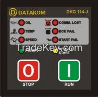 DKG 114J Manual and Remote Start Unit