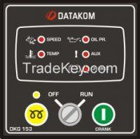 DKG 153 Manual Start Unit