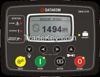 DKG 319 CAN/MPU Manual and Remote Start Unit