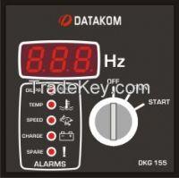 DKG 155 Manual Start Unit