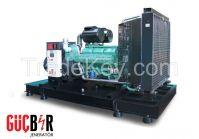Gucbir Generators GJW750 - 750 kVA