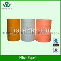 Industrial Filter Papers For Dust Collection Filters