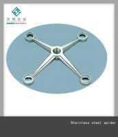 stainless steel spider for curtain wall accessories