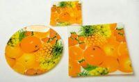 Glass Fruit Plate