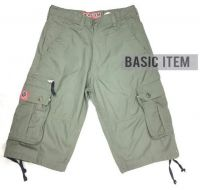Men's Short Cargo Pants