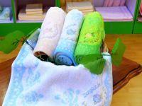 Pure natural bamboo towel