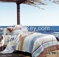 Tencel, modal fabric bedding sets bed cover sets
