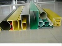Fiberglass Box square tube