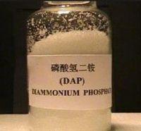 Diammonium phosphate, DAP