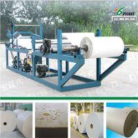 Wax paper machine, Paper waxing machine