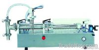 semi-automatic filling