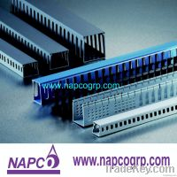 Colorful decorative electrical PVC wiring duct or wire duct