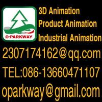[China 3D Animation Contractor]