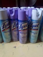 Lysol Disinfectant Sprays