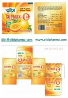 Vitamin C + D + Zinc Sachettes