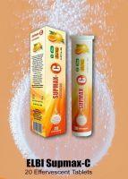 Vitamin C + D + Zinc Effervescent Tablets