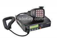 50W Long distance radio communication with DTMF Mic 128 Channels TC-271 mobile transceiver radio