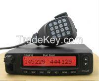 Ham Radio Dual Band VHF UHF TC-UV55 Mobile Radio System Programmable mobile radio