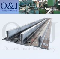 Machined Elevator Guide Rail T89, T89/B