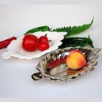 Leaf Shape Fruit Tray