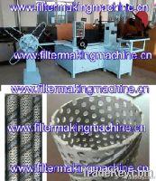 Spiral Core Welding Machine