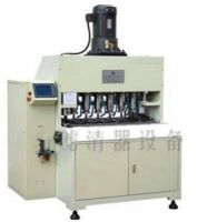 Full-auto six works tapping machine