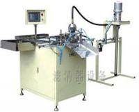 Full-auto end caps 2N PVC dispensing machine
