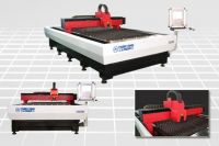 IPG Fiber Laser Metal Cutting Machine with high speed and high precision