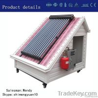 200 L Pressurized Copper Coil Rooftop Split Solar Collector& Solar