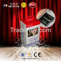 INKSTYLE Compatibe Photo Paper for Canon kp108 selphy cp800