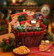 wicker Basket & Natural Material Basket & Handicraft Basket