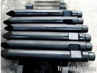 Breaking Hammer Spare Parts - Drill Rod
