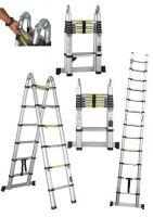 Alumium ladder,telescopic ladder,folding ladder,step ladder,scaffold ladder,household ladder