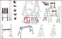 Alumium ladder Telescopic ladder Folding ladder Step ladder Scaffold ladder Household ladder