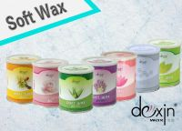 Hair removal wax for depilation care