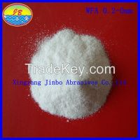 refracotry raw material white fused alumina