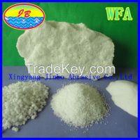 JINBO white  corundum 0-1-3-5-8mm