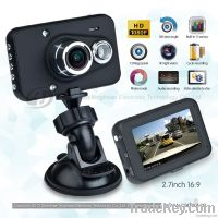 HD car black box, car camera, car dvr 1080P