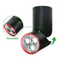 David-zoomable led track light-focusable led spot light-led track light-spot light-museum light-gallery light-shop light-hotel light-adjustable track light