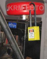 Gate valve lockout-krm loto